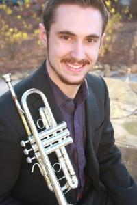 Justin Rowan, Spectacle Brass Quintet Trumpeter